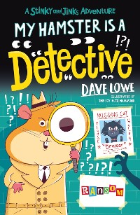 Cover My Hamster is a Detective