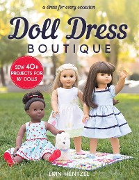 Cover Doll Dress Boutique