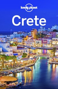 Cover Lonely Planet Crete