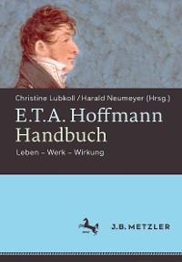 Cover E.T.A. Hoffmann-Handbuch