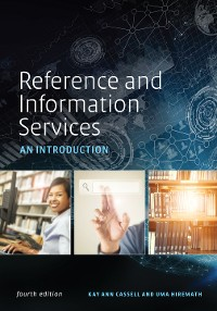 Cover Reference and Information Services: An Introduction, Fourth Edition