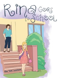 Cover Rina  Goes to School
