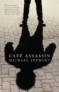 Cover CAFÉ ASSASSIN