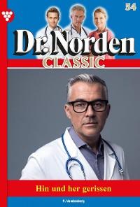 Cover Dr. Norden Classic 54 – Arztroman