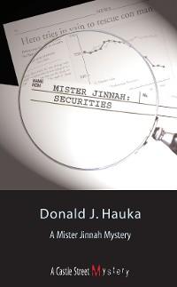 Cover Mister Jinnah: Securities