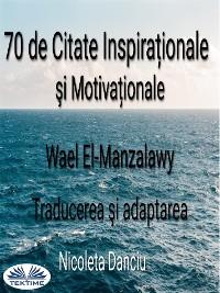 Cover 70 De Citate Inspiraționale Şi Motivaționale