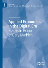 Cover Applied Economics in the Digital Era