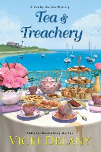 Cover Tea & Treachery
