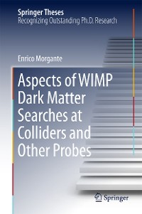 Cover Aspects of WIMP Dark Matter Searches at Colliders and Other Probes