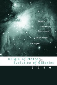 Cover Origin Of Matter And Evolution Of Galaxies 2000, Proceedings Of The International Symposium