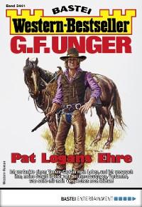 Cover G. F. Unger Western-Bestseller 2441 - Western