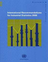 Cover International Recommendations for Industrial Statistics 2008