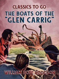 "Cover The Boats of the ""Glen Carrig"""