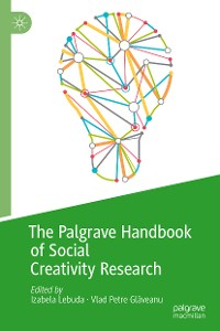Cover The Palgrave Handbook of Social Creativity Research