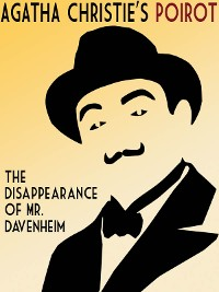 Cover The Disappearance of Mr.Davenheim
