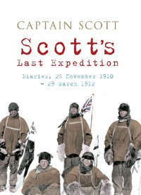 Cover Scott's Last Expedition