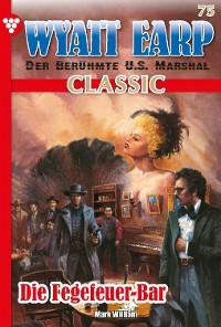 Cover Wyatt Earp Classic 75 – Western