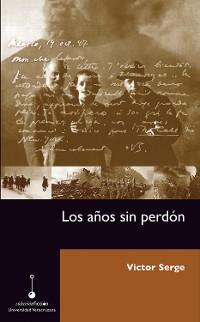 Cover Los años sin perdón