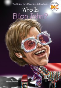 Cover Who Is Elton John?