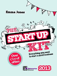 Cover The StartUp Kit 2013