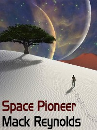 Cover Space Pioneer
