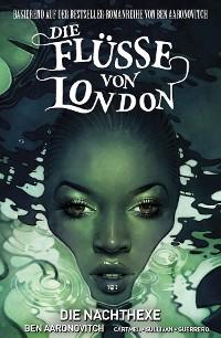 Cover Die Flüsse von London, Band 2 - Die Nachthexe