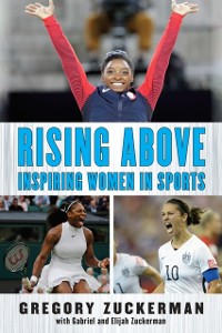 Cover Rising Above: Inspiring Women in Sports