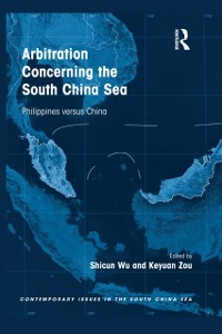 Cover Arbitration Concerning the South China Sea