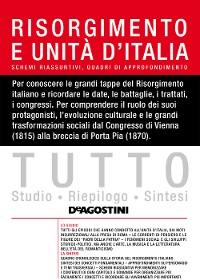 Cover TUTTO - Risorgimento e Unità d'Italia