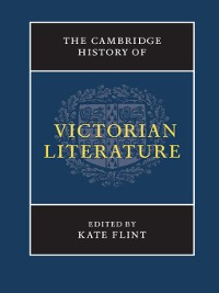 Cover The Cambridge History of Victorian Literature