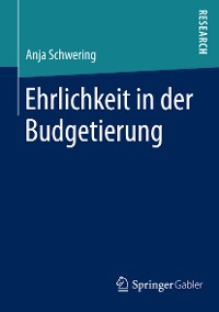 Cover Ehrlichkeit in der Budgetierung