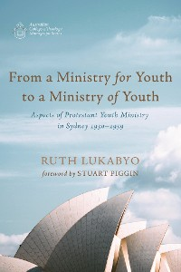 Cover From a Ministry for Youth to a Ministry of Youth