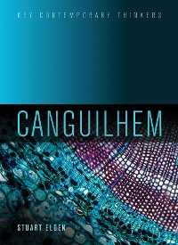 Cover Canguilhem