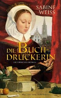 Cover Die Buchdruckerin