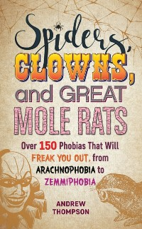 Cover Spiders, Clowns and Great Mole Rats