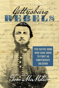Cover Gettysburg Rebels