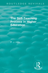 Cover Self-Teaching Process in Higher Education