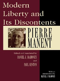 Cover Modern Liberty and Its Discontents