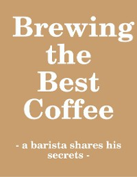 Cover Brewing Coffee