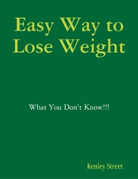 Cover Easy Way to Lose Weight