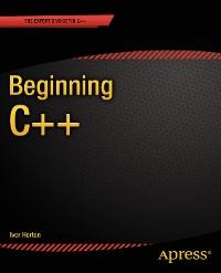 Cover Beginning C++