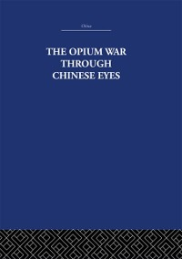 Cover Opium War Through Chinese Eyes