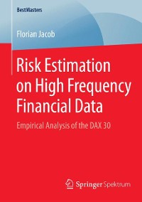 Cover Risk Estimation on High Frequency Financial Data