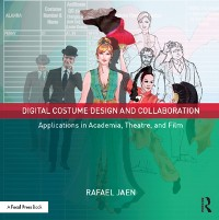 Cover Digital Costume Design and Collaboration
