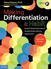 Cover Making Differentiation a Habit