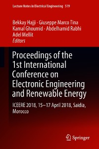 Cover Proceedings of the 1st International Conference on Electronic Engineering and Renewable Energy
