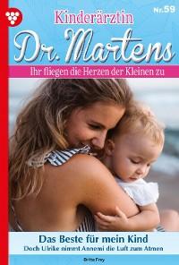 Cover Kinderärztin Dr. Martens 59 – Arztroman