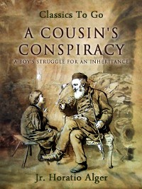 Cover A Cousin's Conspiracy