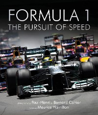 Cover Formula One: The Pursuit of Speed