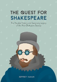 Cover The Quest for Shakespeare